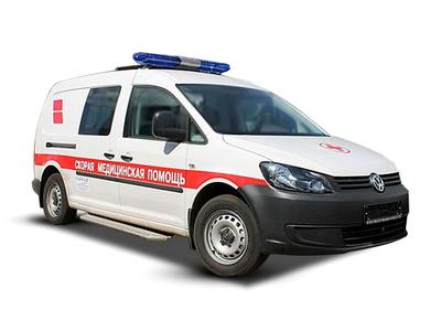 Скорая помощь Volkswagen Caddy Maxi
