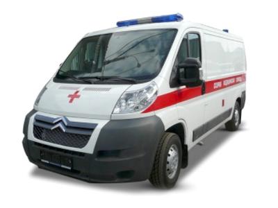 Автомобиль скорой Citroen